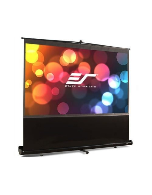 ELITE PORTABLE PROJECTOR SCREEN F80NWH