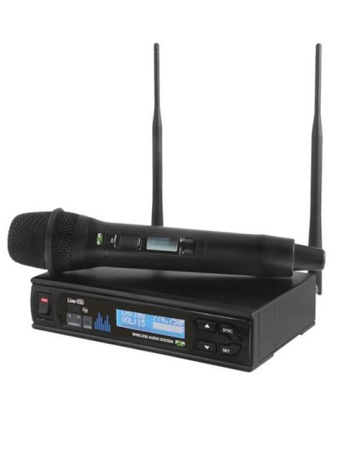 PARALLEL LIVE100 WIRELESS MICROPHONE